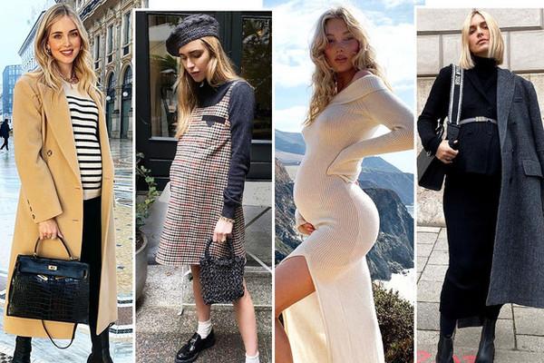 Как одеваться стильно во время беременности: 9 советов для будущих мам