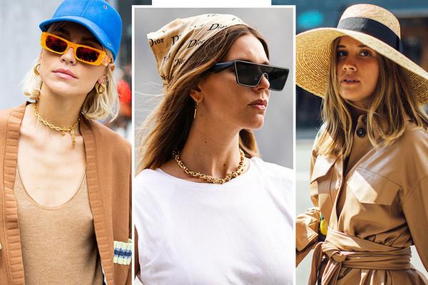 Панамы, шляпы, кепки: самые модные головные уборы лета 2021