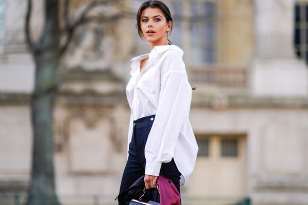 С чем носить белую рубашку: стильные идеи на любой случай