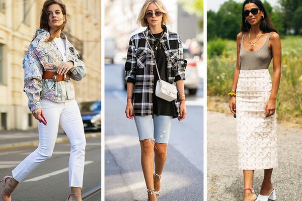 Анти-оверсайз: как носить облегающие вещи и выглядеть стильно