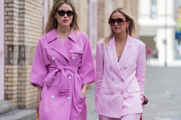 Как носить розовый цвет: лучшие сочетания с самым модным оттенком