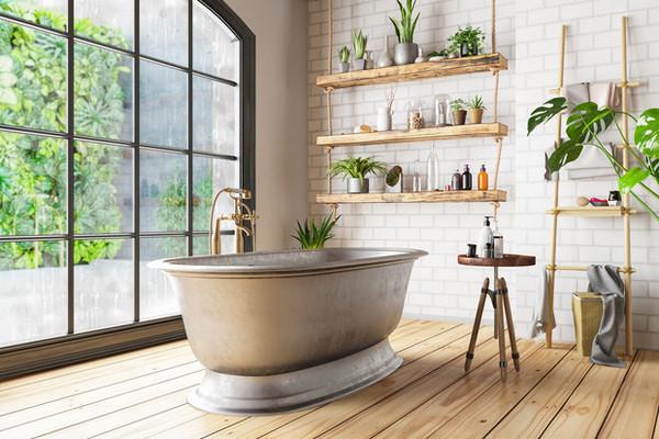 7 простых приемов, которые превратят вашу ванную комнату в спа