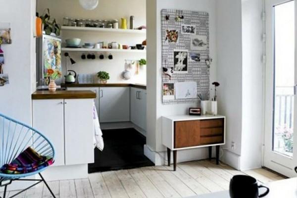 Небольшая квартира: как сэкономить место