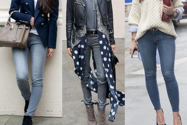 8 работающих советов о том, как правильно выбрать узкие джинсы