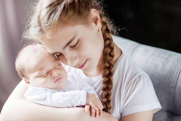 Когда рожать второго: идеальная разница в возрасте для детей