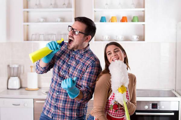 ТОП-7 лайфхаков для эффективной уборки дома