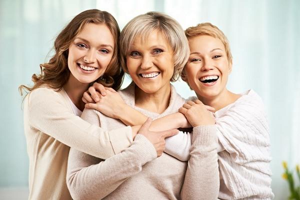 Ежедневный уход за кожей в разном возрасте