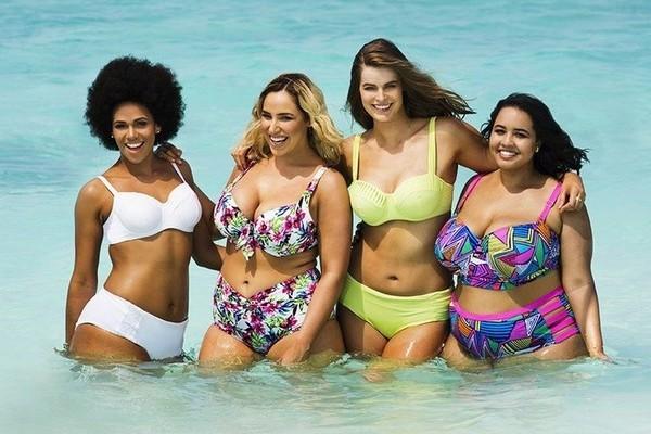 Как подобрать купальник девушке plus size: главные правила и выигрышные модели
