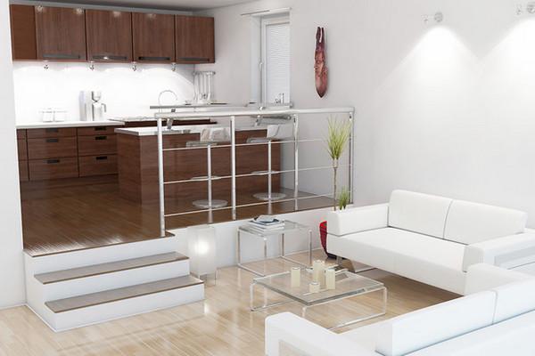 Дизайн маленьких квартир: главные правила