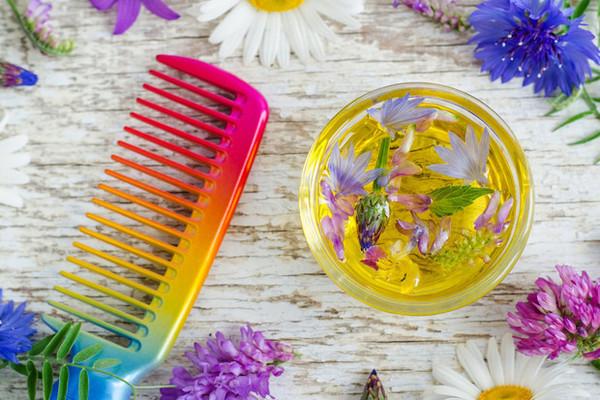 Топ-7 масел для волос