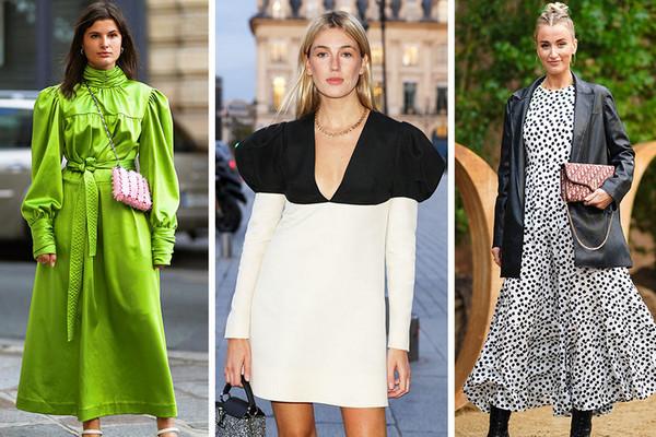 6 платьев, которые должны быть в гардеробе каждой женщины