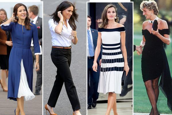 Стельки, сеточки и резинки: секретные модные лайфхаки королевских особ