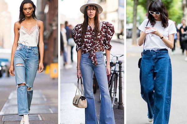 Три пары джинсов, которые должны быть в гардеробе у каждой женщины