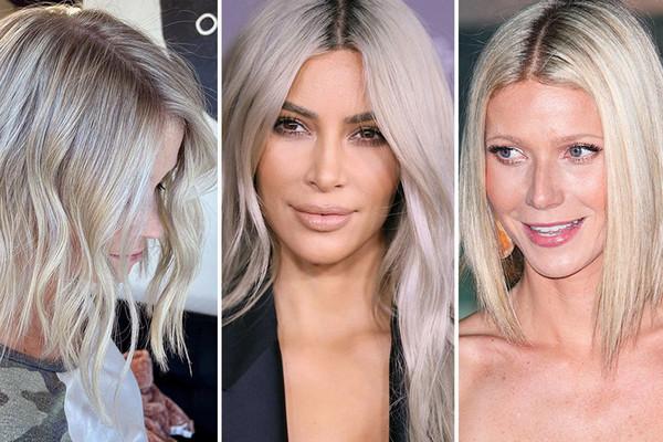 Как сохранить холодный оттенок блонда: советы колориста