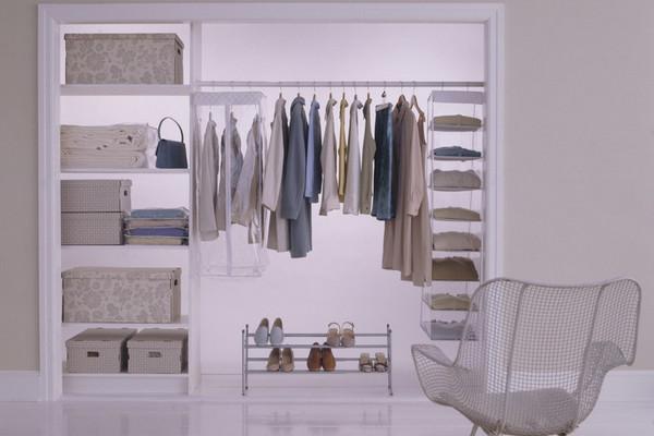 Идеальная гардеробная: как обустроить комнату мечты