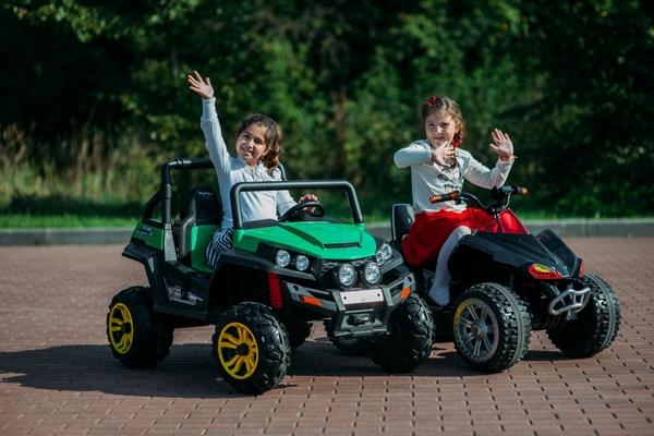 Покупка детского электромобиля: полезные советы