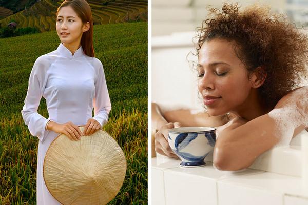 Рисовая вода и особый чай: 9 удивительных секретов красоты со всего мира