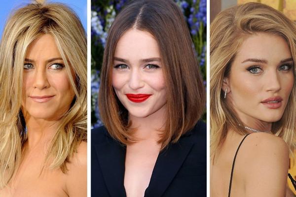 5 лучших стрижек для волос средней длины