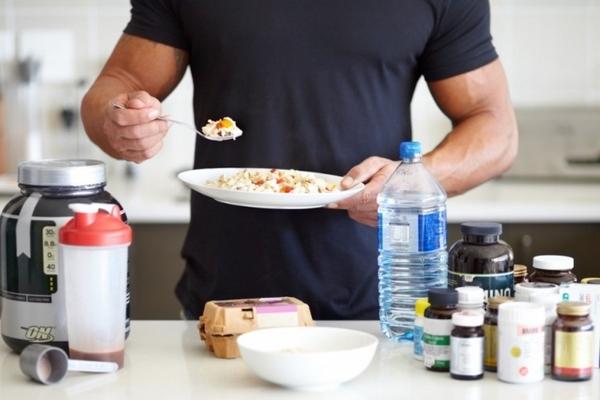 Все про спортивное питание