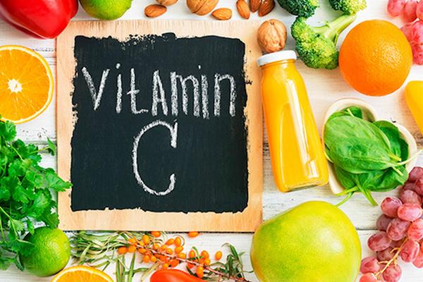 Действие витамина С