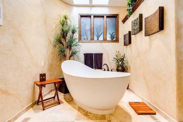 5 способов сделать ванную комнату теплее